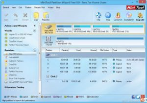 MiniTool Partition Wizard 12.3.0 Serial Key