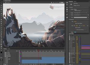 Adobe Animate CC 2021 Build 21.0.3.38773 Keygen