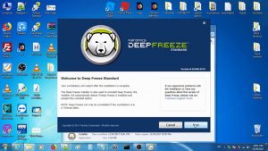 Deep Freeze 8.62.220.5630 Keygen