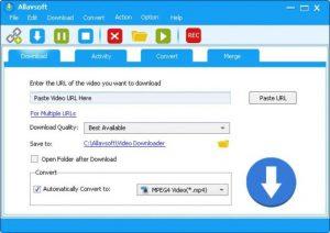 Allavsoft 3.23.6.7816 License Key